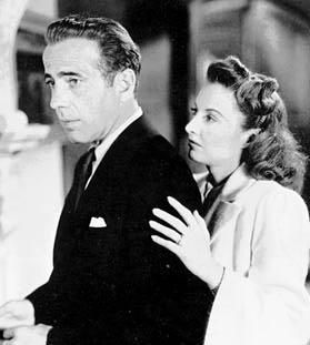Which Humphrey Bogart movie is this scene from?