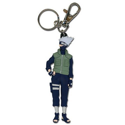 what is the name of this ऐनीमे character attached to this keychain?