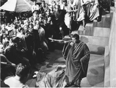 Brutus in Shakespeare's Julius Caesar