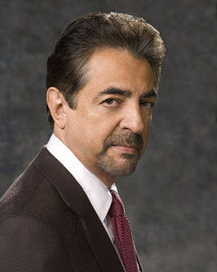 which Zeigen did movie actor joe mantegna become a main character on i the 3rd season?