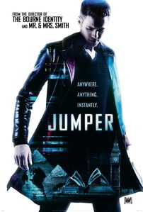 "Was Anna part of the cast of ""Jumper""?"
