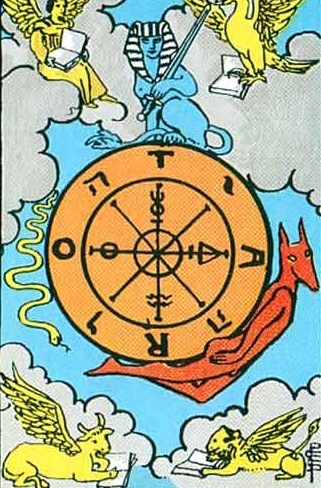 Test Your Rider-Waite Knowledge: What card is this?