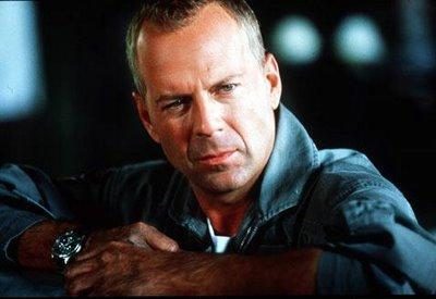 bruce willis interview letterman Bruce Willis Movies List