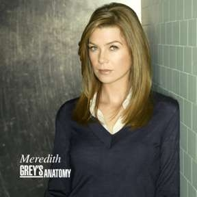 "Meredith:""I wish I had wanted to be a _____ or a ski instructor or a kindergarden teacher"""