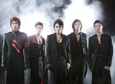 'Tokyo Lovelight' featured which DBSK member?