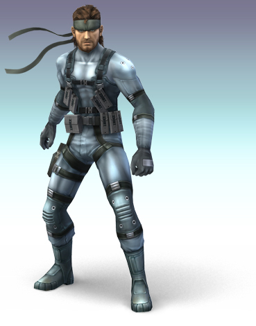 who played solid snake & naked snake's voice