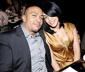 TRUE OR FALSE: Timbaland married his long time girlfriend, Monique Idlett in June 2008?