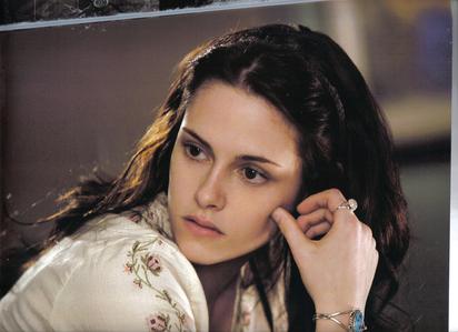 "When did Bella say to Edward ""Okay, this isn't half bad"""
