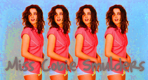 """In which of Cobie's projects did she say the phrase  """"Meat tagged-It means that they have you marked as a hot item."""""""