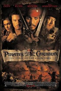 The Curse of the Black Pearl was directed by who?