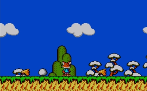 SEGA MASTER SYSTEM: What game is this screencap from?