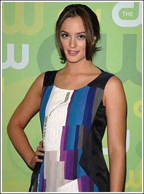Leighton made her television debut at the age of ____ in an episode of Law & Order