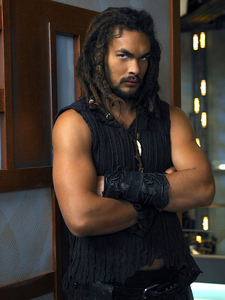 Who is the actor of Ronon?