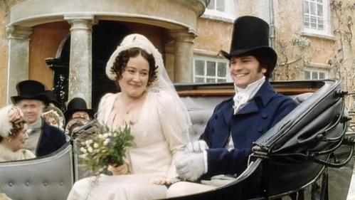 "AUSTEN'S LETTERS: Who's the author of this letter: ""Your daughter Elizabeth, it is presumed, will not long bear the name of Bennet after her elder sister has resigned it""?"