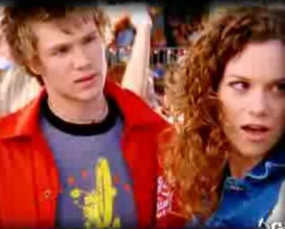 """Hilarie worked with Chad Micheal Murray (Lucas) on a Dawson's Creek episode, """"__________________,"""" before they became co-stars on One पेड़ Hill."""