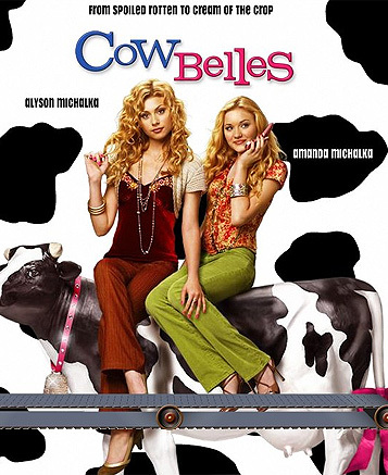 "Which Aly and AJ song was realeased in association with the Disney Channel film ""Cow Belles""?"