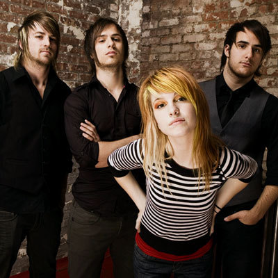 Where is Paramore's hometown?