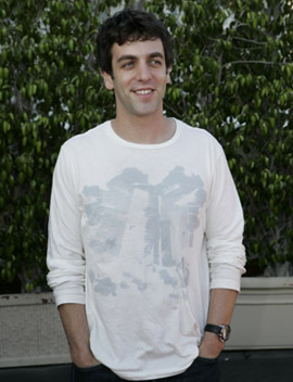 What is BJ Novak's birthday?
