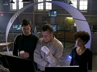 FROM THE PILOT: Walter Bishop's lab is located in the basement of what university?