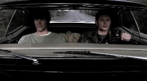 """What episode? Sam: """"By old friend, 당신 mean . . .?"""" Dean: """"Friend that's not new."""""""
