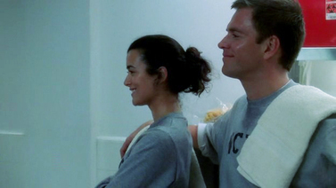 """""""...Maybe I'm a little Ziva-phobic."""" In what episode did Tony say this?"""