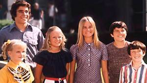 What were the names of the Brady Bunch kids?