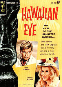 What was Connie Stevens' character name in the '60s crime classic series, Hawaiian Eye?
