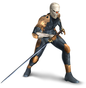 who played as grey fox in MGS2