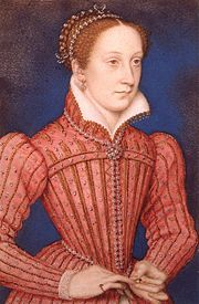 How many times was Mary, Queen of Scots married?