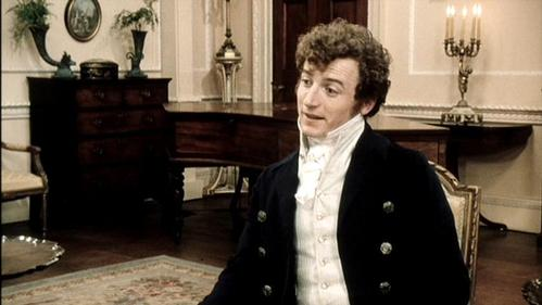 FROM THE 1995 MOVIE: At the first assembly ball, who did Bingley NOT dance with?