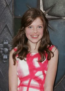 On what date was Georgie Henley Born?