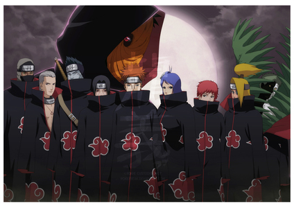 In akatsuki, who has the greatest amount of chakra?
