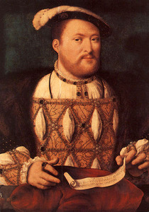 How many wives did Henry VIII Of England have?