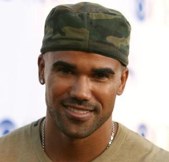 What was the first language Shemar Moore learnt?