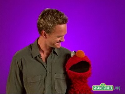 According to Elmo! What is Neil's favourite song?