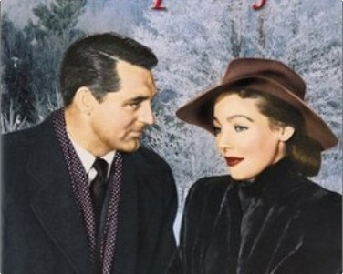This is a vintage movie poster of which Christmas classic film?