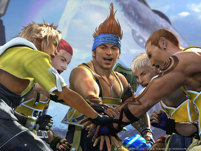 How old is Wakka in FFX?