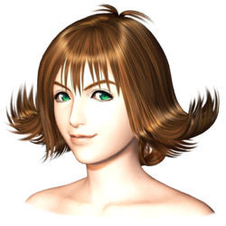 How old is Selphie in FFVIII?