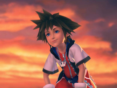 How old is Sora in Kingdom hearts 1?