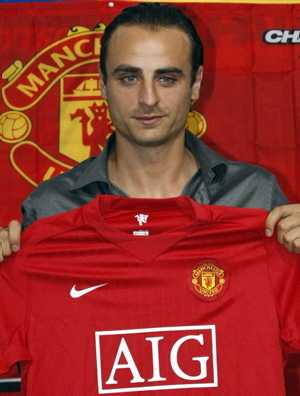 Who Did Manchester United Sign Dimitar Berbatov From?