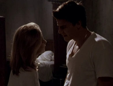 What was Buffy's 17th birthday gift from Angel?
