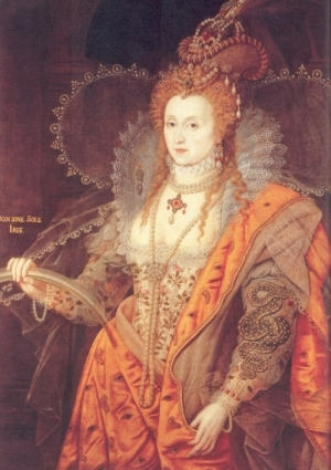 Who was Queen Elizabeth I of England's mother?