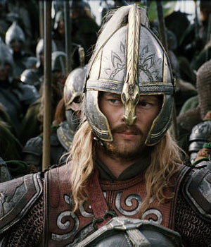 Eomer was _______ Marshal of the Mark.