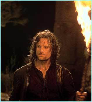 What was the name gegeven to Aragorn in his early years when he lived among the elves in Rivendell?