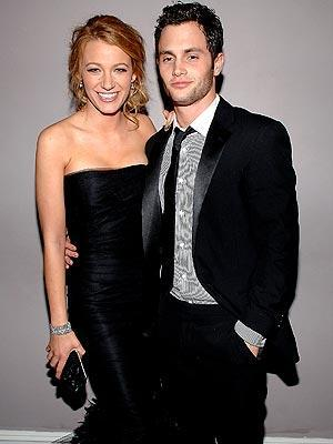 Blake has stated that she has known her Gossip Girl co-star and her current boyfriend Penn Badgley since she was ___ years old?