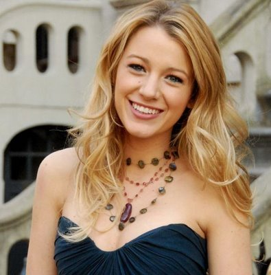 t/f: Blake is the first in her family to become an actress/actor?