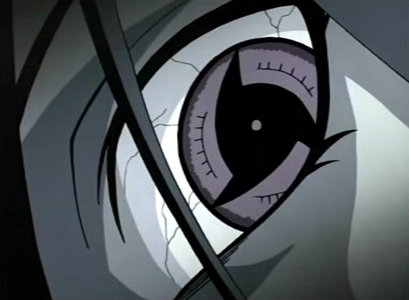 With his right eye Itachi can use _____