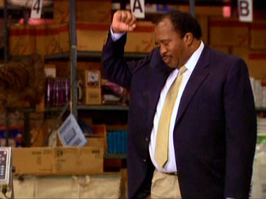 How much weight did Stanley lose Von the end of the competition?