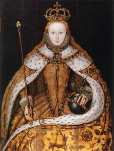 Queen Elizabeth I of England is also known as _________.