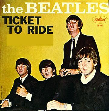Match the A-Side to its B-Side: Ticket to Ride...